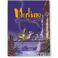 MERLINO, SALCICCIA E TARTINA