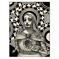 SANTALUCIA - CLAUDIO ROMO - FINE ART PRINT