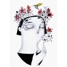 LADYBIRD - L'ATTESA - STAMPA LASER