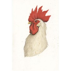 KIWI - Signor gallo #2 - ORIGINAL DRAWING