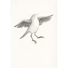 Bird #1 - ORIGINALE