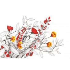 Flowers #1 - ORIGINAL DRAWING