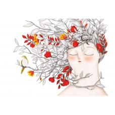 S'ALZA IL VENTO - COVER - FINE ART PRINT