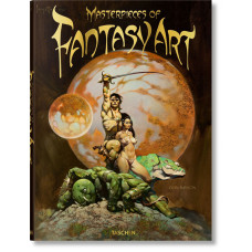 MASTERPIECES OF FANTASY ART (INT) - XL - OUTLET