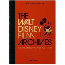 THE WALT DISNEY FILM ARCHIVES - 40th Anniversary