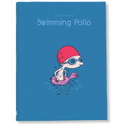 SWIMMING POLLO