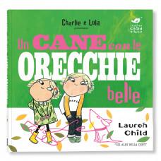 UN CANE CON LE ORECCHIE BELLE