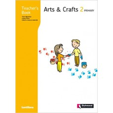 ARTS AND CRAFTS 2 TEACHER'S BOOK