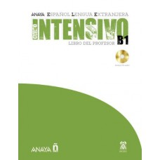 CURSO INTENSIVO B1 LIBRO DEL PROFESOR + CD