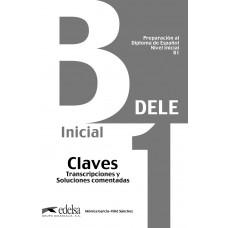 PREPARACIÓN DELE B1 CLAVES