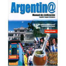 ARGENTINA MANUAL DE CIVILIZACIÓN + CD
