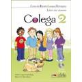 COLEGA 2 PACK LIBRO DEL ALUMNO + CUADERNO DE EJERCICIOS + CD