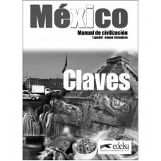 MÉXICO MANUAL DE CIVILIZACIÓN CLAVES