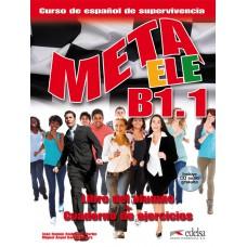 META ELE B1.1 - ALUMNO + EJERCICIOS + CD
