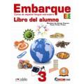 EMBARQUE PACK 3 LIBRO DEL ALUMNO + LIBRO DE EJERCICIOS