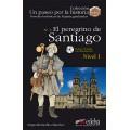 EL PEREGRINO DE SANTIAGO + CD/ NIVEL 1