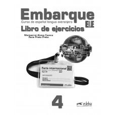EMBARQUE 4 LIBRO DE EJERCICIOS