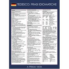TEDESCO: FRASI IDIOMATICHE