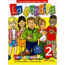 LA PANDILLA 2 PACK LIBRO DEL ALUMNO + CUADERNO DE ACTIVIDADES