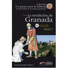 LA RENDICIÓN DE GRANADA + CD/ NIVEL 1