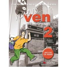 NUEVO VEN 2 - EJERCICIOS + CD