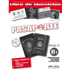 PASAPORTE B1 EJERCICIOS + CD