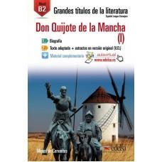 DON QUIJOTE DE LA MANCHA I/NIVEL B2