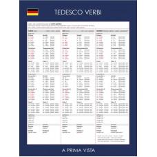 TEDESCO: VERBI