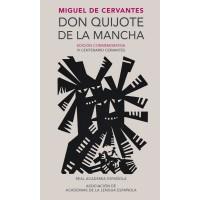 DON QUIJOTE DE LA MANCHA. EDICIÓN CONMEMORATIVA - OUTLET