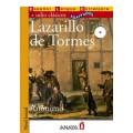 LAZARILLO DE TORMES + CD / NIVEL INICIAL