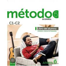 METODO ANAYA ELE C1-C2 - LIBRO ALUMNO