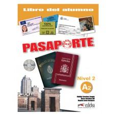 PASAPORTE A2 ALUMNO + CD