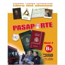 PASAPORTE ELE B2 LIBRO DEL ALUMNO + CD
