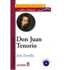 DON JUAN TENORIO/ NIVEL MEDIO + CD