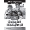 AULA DE GRAMÁTICA. USO ESCOLAR A2+ PROF + CD