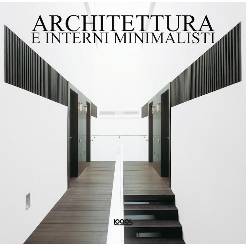 architettura e interni minimalisti logos