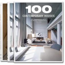 100 CONTEMPORARY HOUSES, 2 VOL.