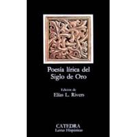 POESIA LIRICA DEL SIGLO DE ORO - OUTLET
