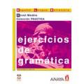 EJERCICIOS DE GRAMÁTICA - MEDIO