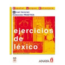 EJERCICIOS DE LEXICO - INICIAL