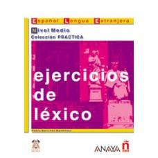 EJERCICIOS DE LEXICO - MEDIO