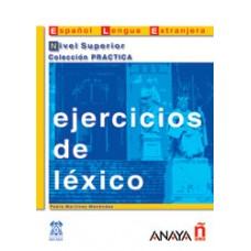 EJERCICIOS DE LEXICO - SUPERIOR