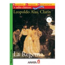 LA REGENTA - NIVEL AVANZADO  + CD