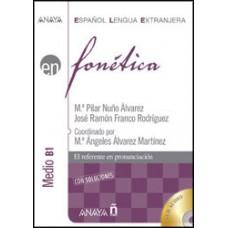 FONETICA MEDIO B1 + CD