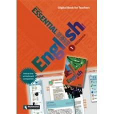 ESSENTIAL ENGLISH 1 - DIGITAL BOOK