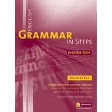 ENGLISH GRAMMAR IN STEPS - ANSWER KEY (PRACTICE)