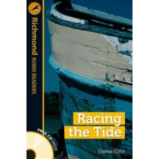RACING THE TIDE + CD. LEVEL 5