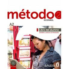 METODO ANAYA ELE A2 - LIBRO ALUMNO