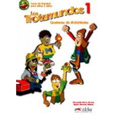 LOS TROTAMUNDOS 1 CUADERNO DE ACTIVIDADES