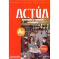 ACTÚA A2 ALUMNO + CD